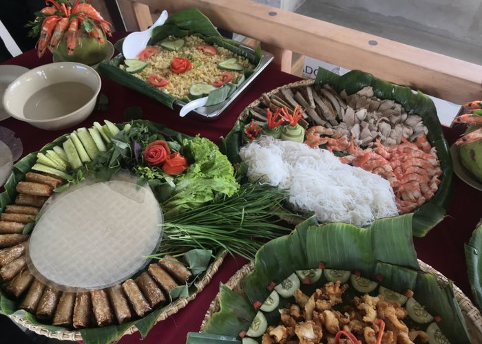 Cooking Class Goi Cuon